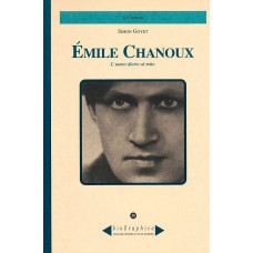 Emile Chanoux di Simon Goyer