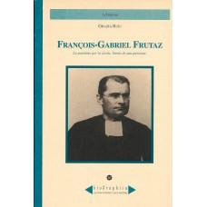 François-Gabriel Frutaz di Grazia Ruiu