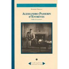 Alessandro Passerin d'Entrèves di Massimo Tringali